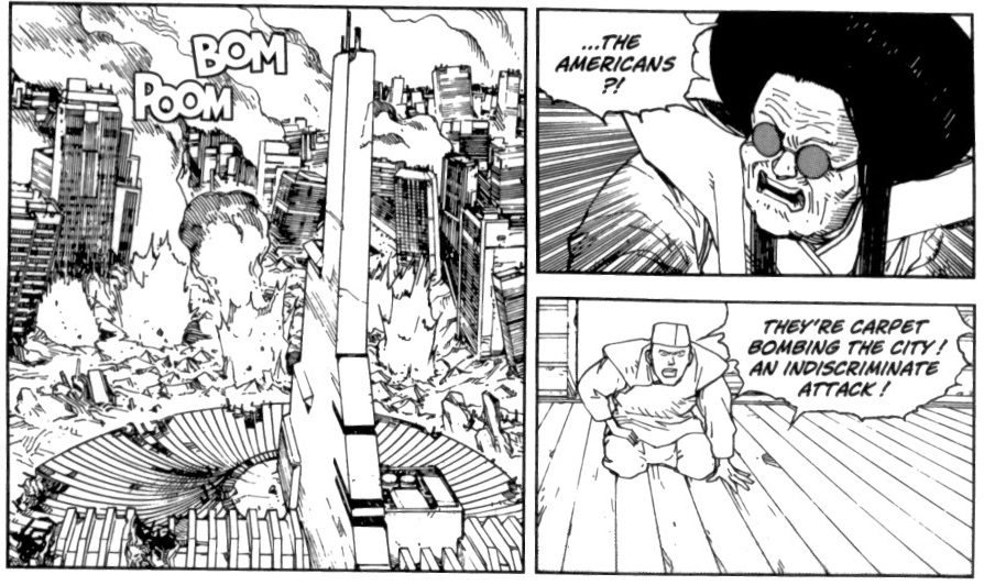Sf Manga 101 Akira Worlds Without End Blog