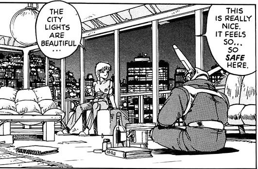 Sf Manga 101 Appleseed Worlds Without End Blog