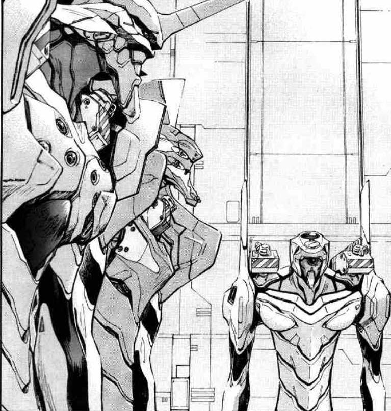 The Beginning After The End Manga: SF Manga 101: Neon Genesis Evangelion