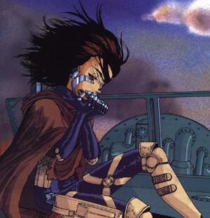 SF Manga 101 Battle Angel Alita