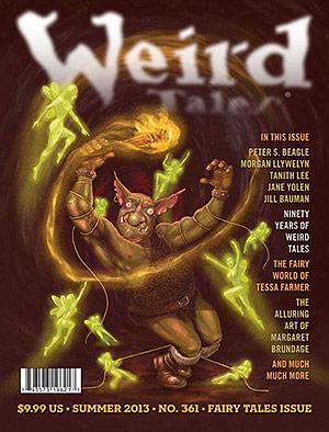 Weird Tales #361