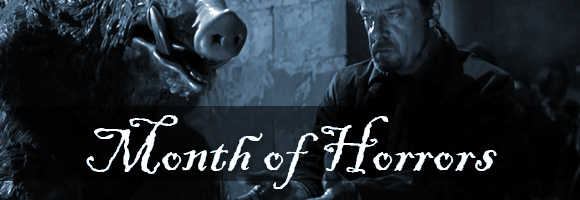 Month of Horrors: Hannibal