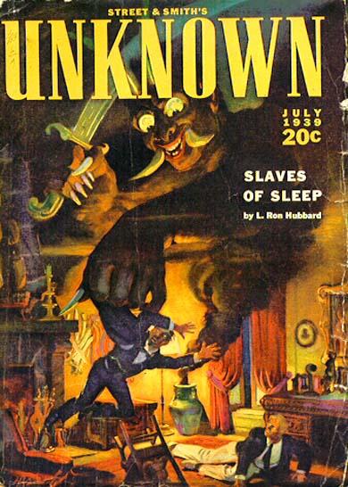Unknown Magazine