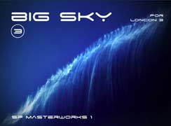 Fanzine Big Sky cover issue 3