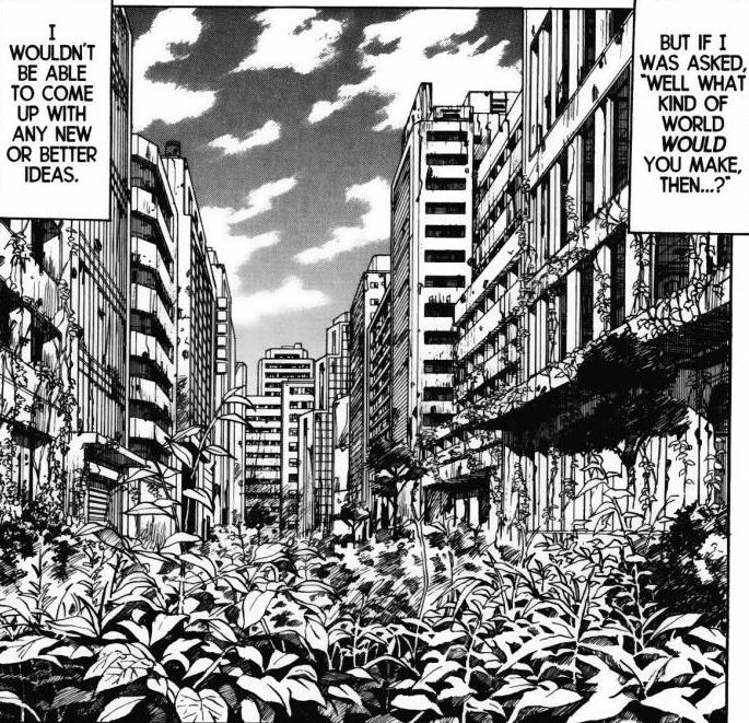 SF Manga 101: Eden – It's An Endless World