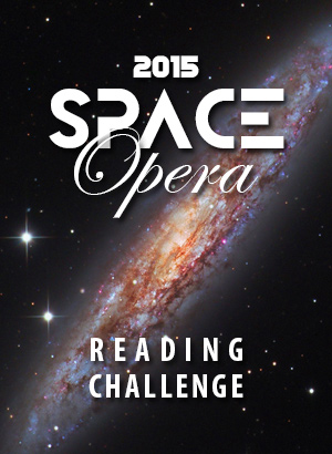 2015 Space Opera Reading Challenge