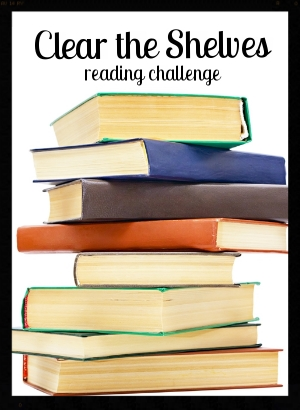 Clear the Shelves Reading Challenge