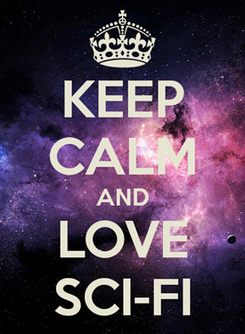 keepcalmandlovescifi